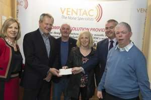 Ventac Presentation To KARE, Blessington