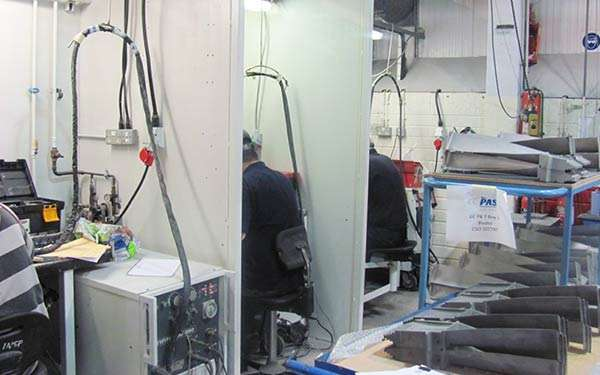 Ventac Occupational Noise Control solution