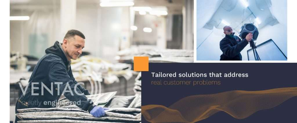 Tailored noise control solutions